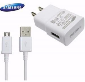 El cargador de Pared con Cable Samsung S4/S5, es un cargador de pared ideal para